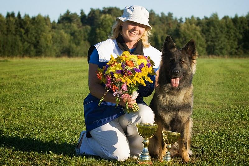 Hundiin ja Anu ESLÜ IPO 2013